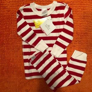 NWT Hanna Andersson Classic Pajamas size 80